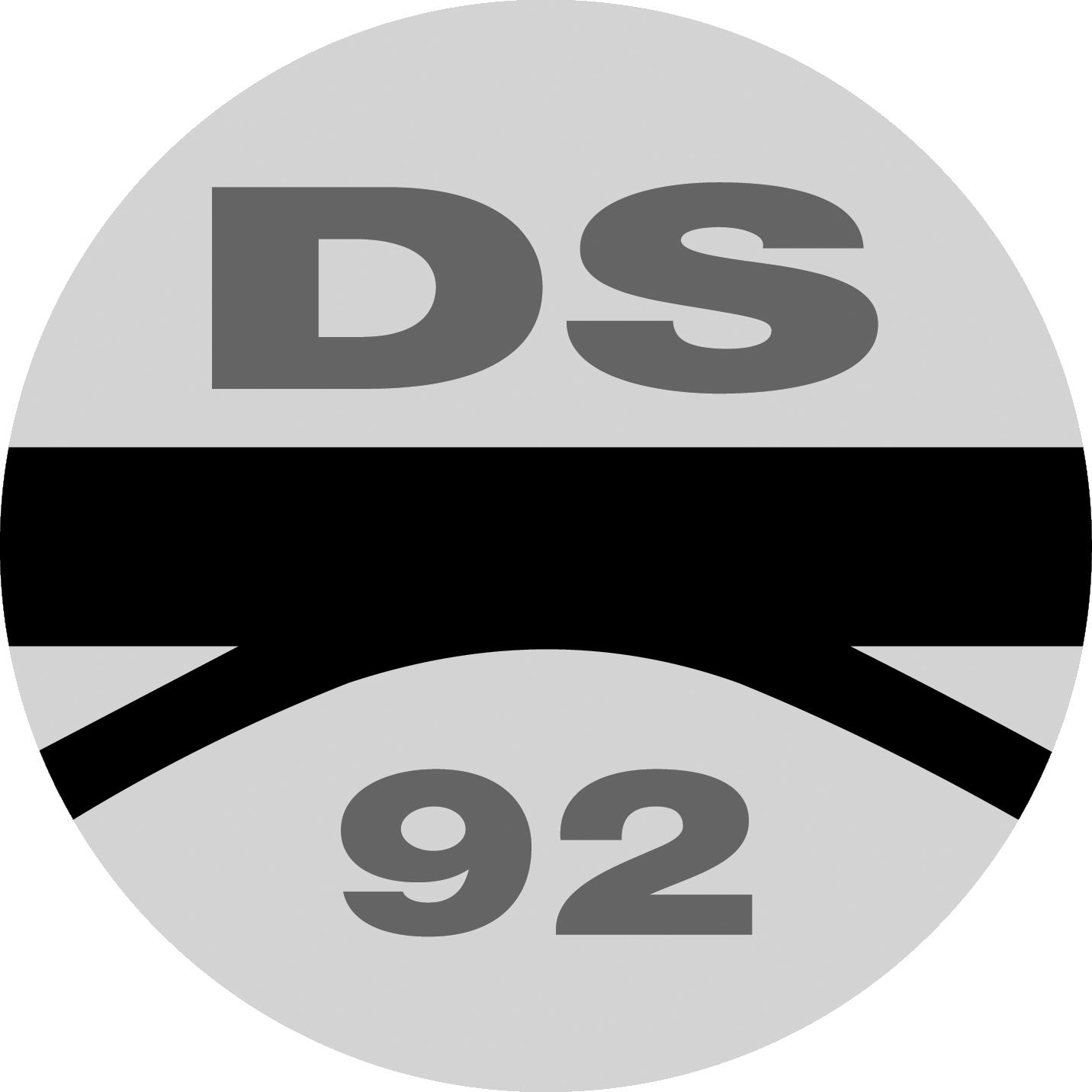 logo DS92 CB